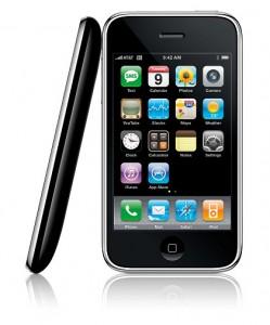 Den nye iPhone 3G fra Apple