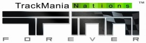Trackmania Nations Forever logo