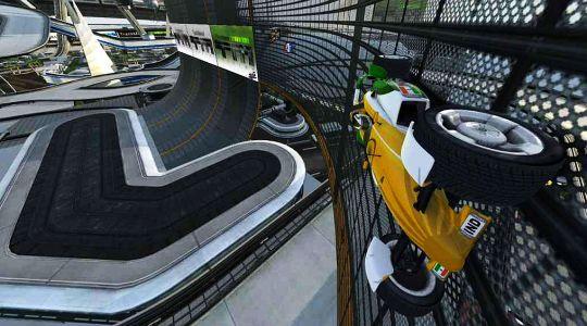 trackmania forever screenshot